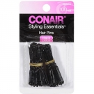 Conair® Styling Essentials Hair Pins, Black, 100ct- 3 Packs ** Extended Lead Time **