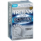Trojan Pure Ecstasy Ultrasmooth Condoms  - 10ct