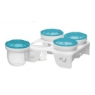 Munchkin Fresh Food Freezer Cups, Colors May Vary ** Extended Lead Time **