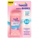 Coppertone waterBABIES Pure & Simple Mineral Based Sunscreen Stick SPF 50 - 0.49oz