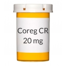 Coreg CR 20mg Capsules