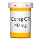 Coreg CR 40mg Capsules