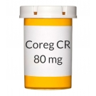 Coreg CR 80mg Capsules