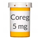 Coreg 12.5mg Tablets