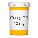 Coreg CR 40mg Capsules