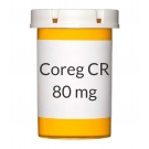 Coreg CR 80mg Capsules