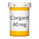 Corgard 40mg Tablets