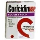Coricidin HBP Cough&Cold Tablet 16 ct