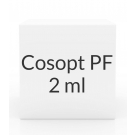 Cosopt PF 2-0.5% Opthalmic Solution - Pack of 60 x 0.2ml Preservative-Free Droppers