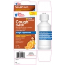 GNP Children's Cough DM ER, Orange- 30mg