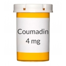Coumadin 4mg Tablets