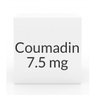 Coumadin 7.5mg Tablets