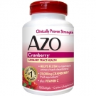 AZO Cranberry Urinary Tract Health Dietary Supplement Softgels - 100ct