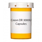 Creon DR 3000U Capsules (70 Count Bottle)
