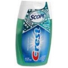 Crest Plus Scope Toothpaste Liquid Gel Minty Fresh 4.6 oz
