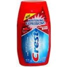 Crest Whitening Expressions Toothpaste Liquid Gel Cinnamon Rush - 4.6 oz
