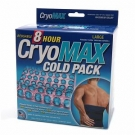 Cryo-Max Cold Pack With Flexible Straps, Reusable, Large - 1ct