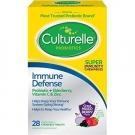 Culturelle Immune Defense Probiotic Chewable Tablets- 28ct