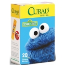 Curad Assorted Size Sesame Street Bandages - 20ct