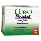 Curad Mediplast Pads 2 Inches X 3 Inches - 25