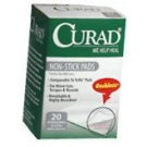 Curad Non-Stick Pads 2 Inches X 3 Inches  20ct