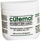 Cutemol Emollient Skin Cream - 8oz