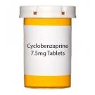 Cyclobenzaprine 7.5mg Tablets
