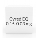 Cyred EQ 0.15-0.03mg Tablets- 28 Tablet Pack