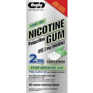 Nicotine Gum (2mg, mint)- 40 Pieces