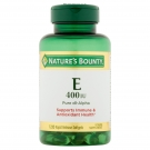 Nature's Bounty Pure dl-Alpha Vitamin E 400IU 120ct
