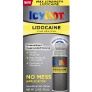 Icy Hot Lidocaine No Mess Roll-On Pain Relieving Cream 2.5oz
