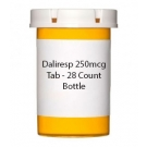 Daliresp 250mcg Tab - 28 Count Bottle