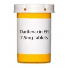 Darifenacin ER 7.5mg Tablets