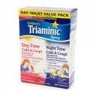 Triaminic Children's Daytime/Nighttime Cold & Cough Combo, Cherry/Grape- 8oz