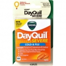 Dayquil Severe Cold & Flu Caplets- 4ct