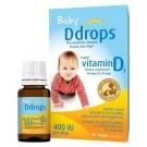 Ddrops Baby Vitamin D Dietary Supplement Liquid Drops - 2.5ml