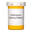 Deferasirox 360mg Tablets