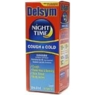 Delsym Night Time Cough & Cold - 6 oz.
