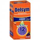 Delsym Children's Cough Suppressant, 12 Hour, Grape- 5oz