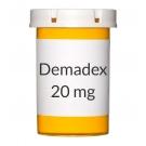 Demadex 20mg Tablets
