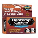 Dentist On Call Dentemp Maximum Strength Custom Repair Lost Fillings & Loose Caps - 1 application