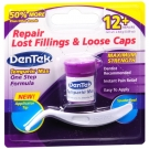 DenTek Temparin Max - Lost Filling & Loose Cap Repair Kit - 1ct