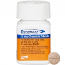 Deramaxx (Deracoxib) Chewable Tabs for Dogs 12mg