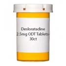 Desloratadine 2.5mg ODT Tablets