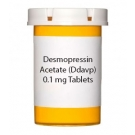 Desmopressin Acetate (Ddavp) 0.1 mg Tablets