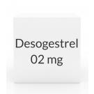 Desogestrel /Ethinyl Estradiol (0.15-0.02mg/0.01mg) 28 Day Tablet Pack