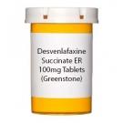 Desvenlafaxine Succinate ER 100mg Tablets (Greenstone)