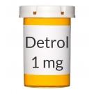 Detrol 1mg Tablets