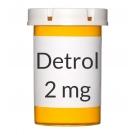 Detrol 2mg Tablets