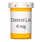 Detrol LA 4mg Capsules - 30 Count Bottle